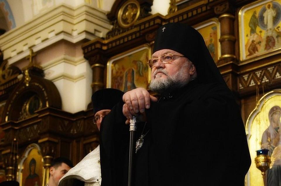РПЦ утвердил отставку гродненского епископа, выступившего против насилия и фальсификаций. Фото: orthos.org