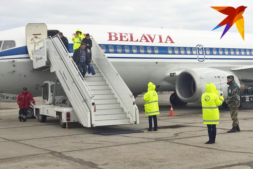 Глава Департамента авиации: «Санкции Европы для «Белавиа» - это беззубый укус».
