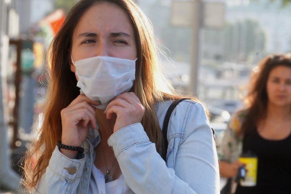 Люди чувствуют запах гари в разных районах Челябинска.