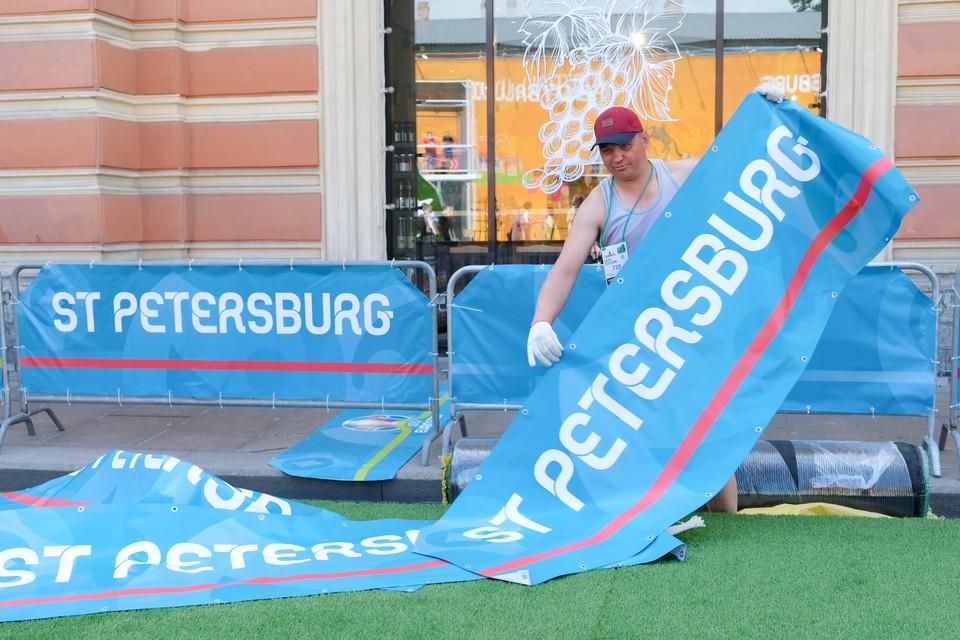 Петербург станет одним из 11 городов Европы, в которых пройдет ЕВРО-2020.