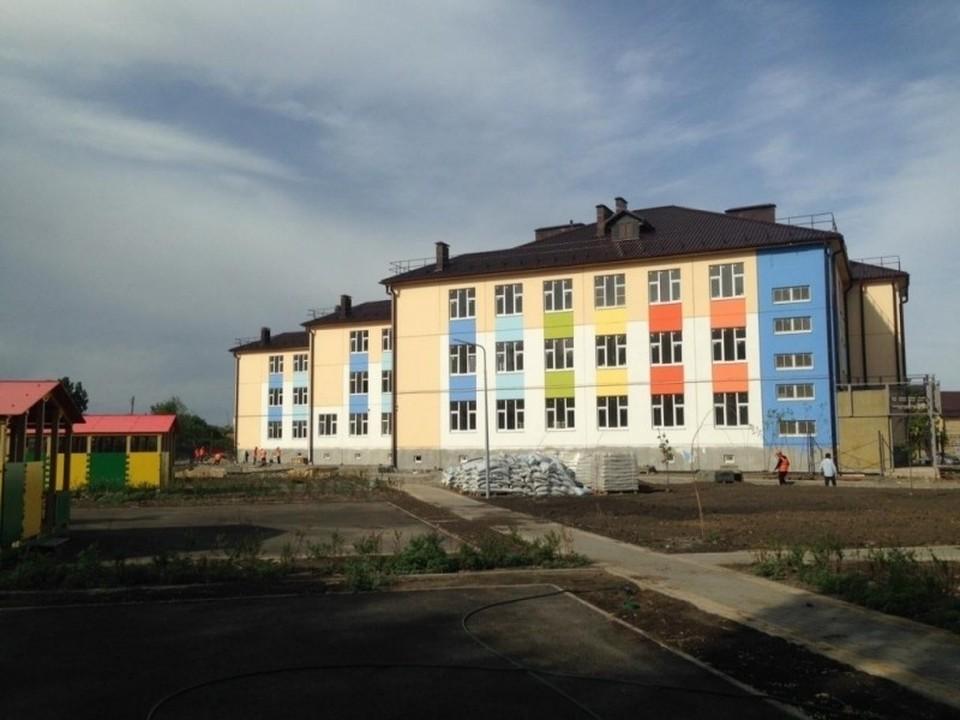 В Астраханской области готовятся к открытию сразу несколько детских садов