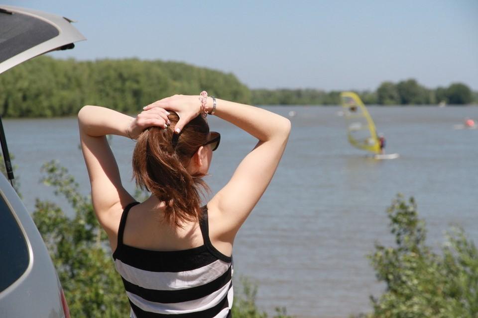 Граждан предупреждают о безопасности отдыха у воды