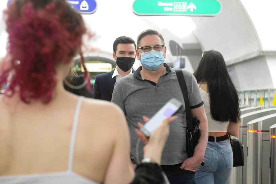 Заражаемость коронавирусом выросла на 20% с начала мая.