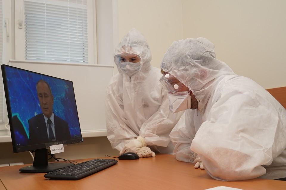 Всего с начала пандемии в Белгородской области от коронавируса умерли 711 человек.