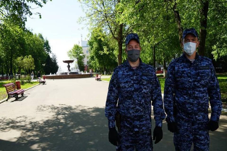 Росгвардейцы оперативно отреагировали на ориентировку о пропавшем мальчике. Фото: 43.rosguard.gov.ru