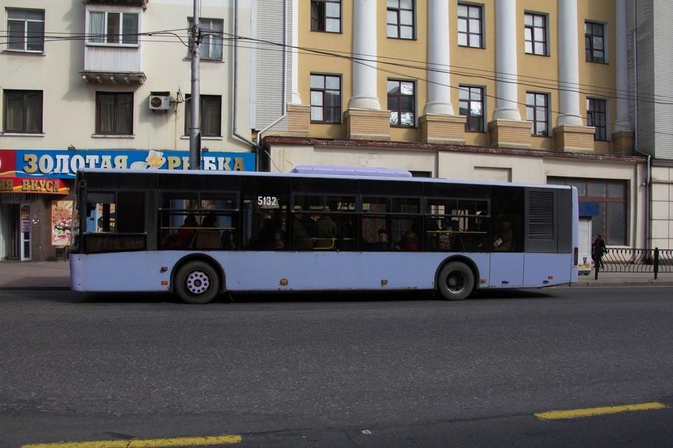 Троллейбусы остановились на части 17 маршрута