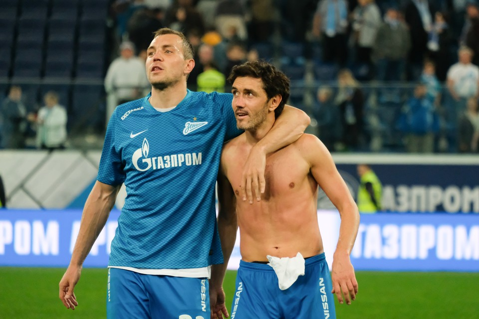 Дзюба и Жирков сыграют на Евро-2020 за сборную России.
