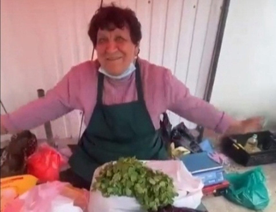 Продавцы были в полном замешательстве. Фото: кадр из видео.