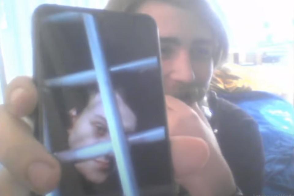Хованский ворвался на прямую трансляцию к стримеру незадолго до суда. Фото: скриншот трансляции twitch.tv/zed_up