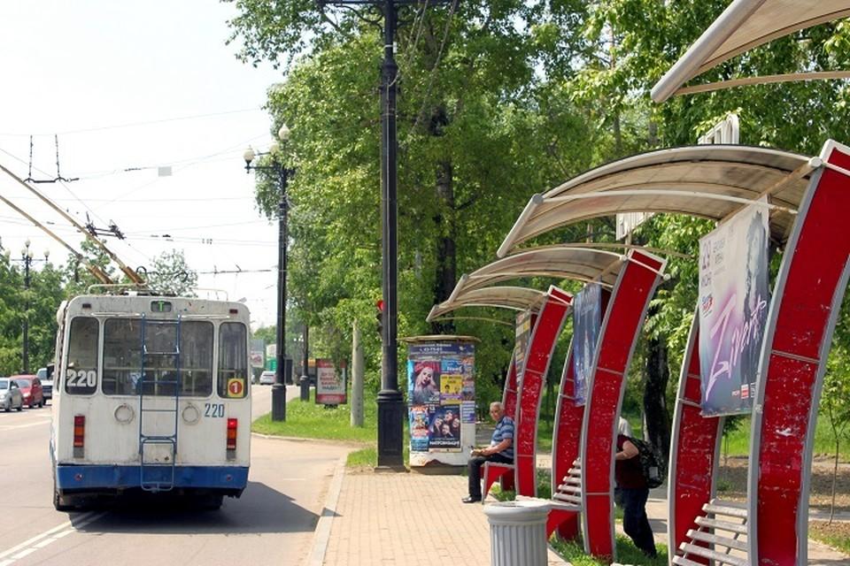 В троллейбусах аудиогид будет рассказывать про Хабаровск Фото: «ДАРИБ»