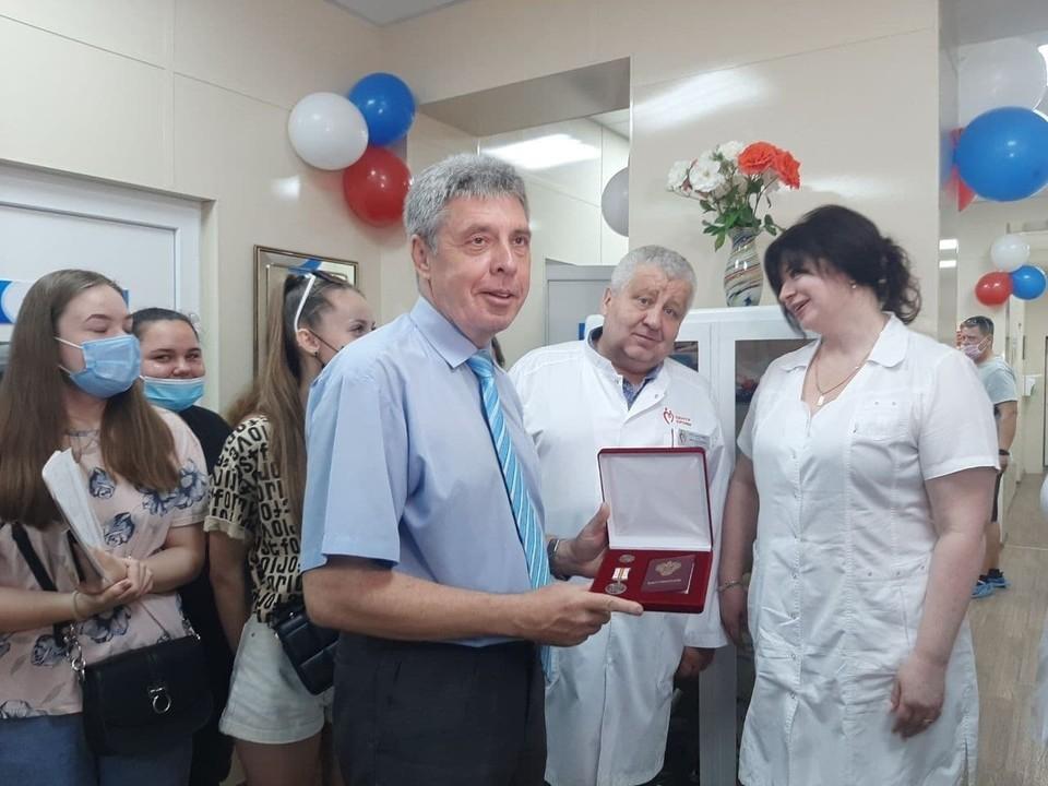 Фото: департамент здравоохранения Севастополя