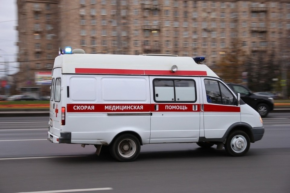 Пострадавшую дончанку госпитализировали в больницу. Фото: МЧС ЛНР
