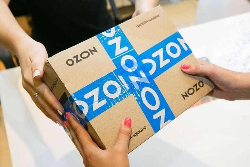 Посылки, заказанные на Ozon, можно будет забрать в отделениях «Белпочты». Фото: mag.relax.by