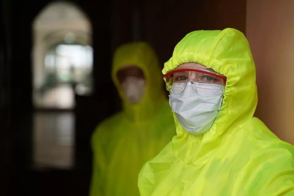 В Новосибирске за сутки коронавирус диагностировали еще у 103 человек.