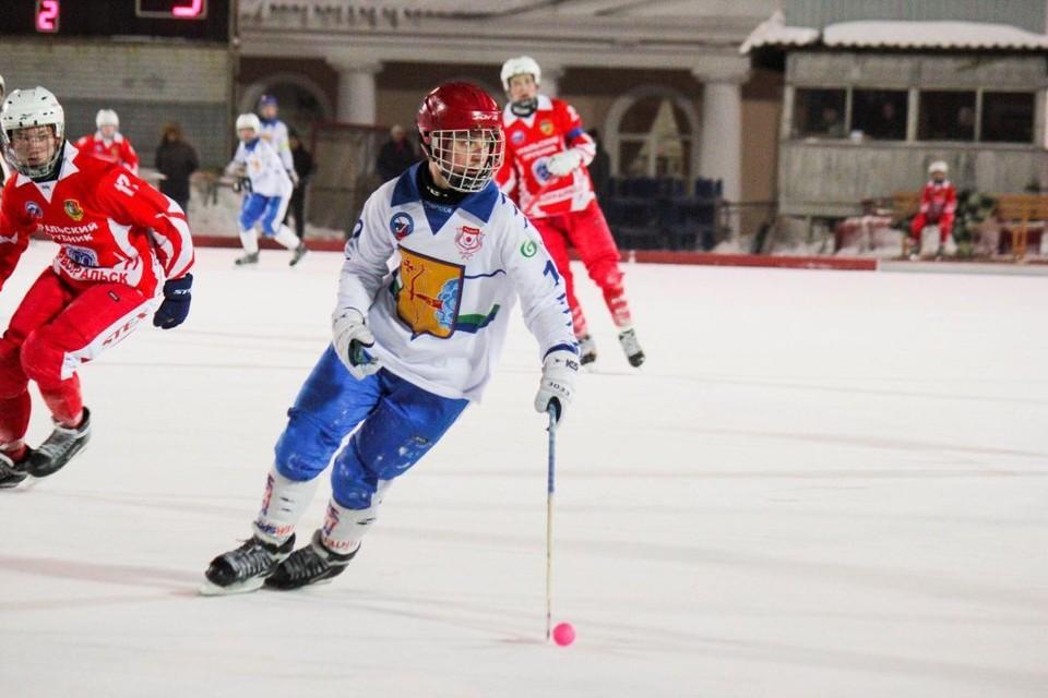 Четыре игрока ХК «Родина» вошли в состав сборной. Фото: vk.com/hcrodinakirov