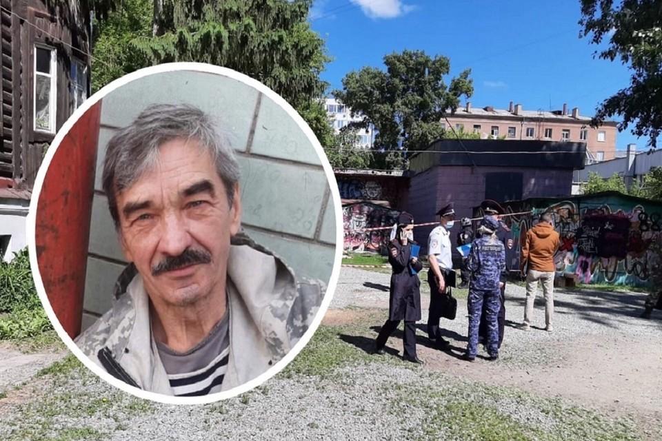 Пенсионер нашел склад боеприпасов и тротила в центре Новосибирска. Фото: предоставлено Виктором Карташевым.