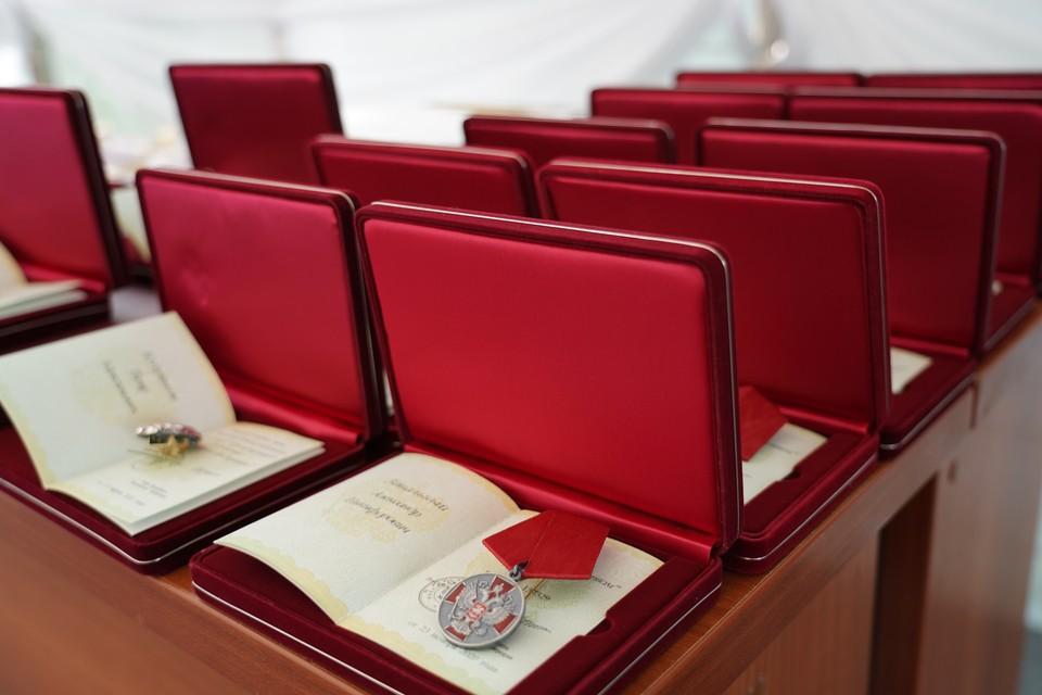 Награды получили более 50 достойных жителей Самарской области