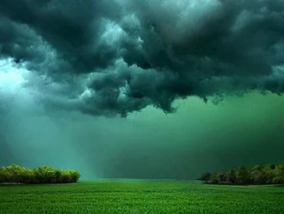 Облачно, дожди...Фото: соцсети