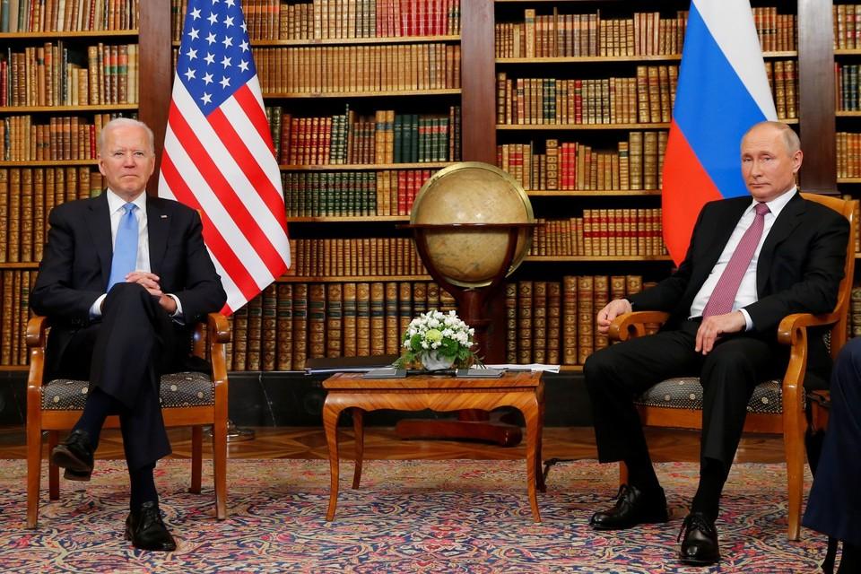 Как прошла встреча Путина и Байдена в Женеве, и чего ждать дальше