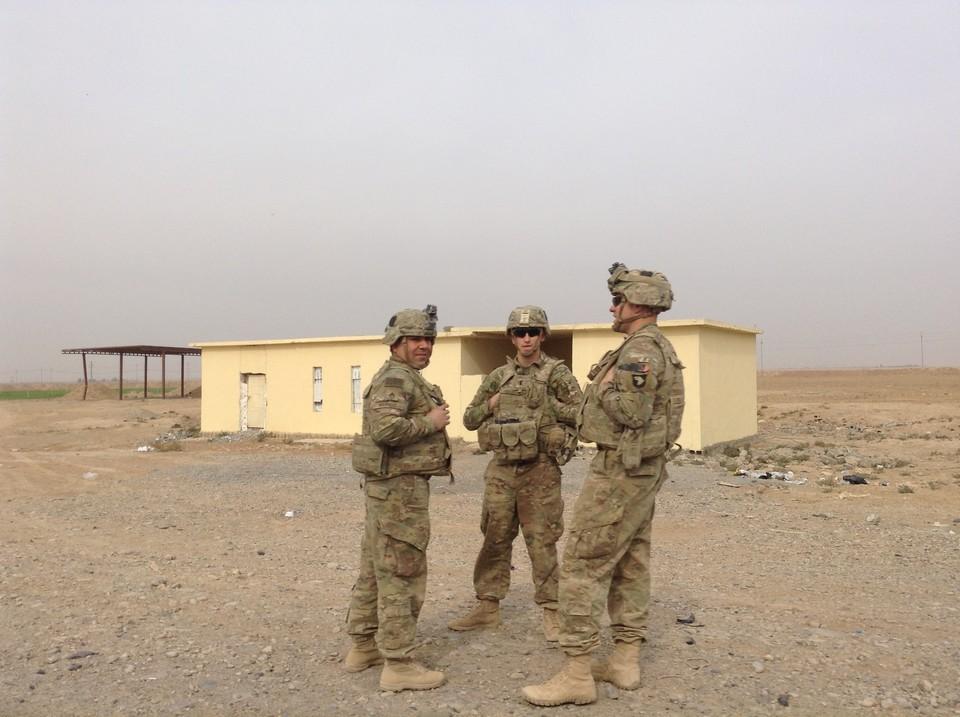 WSJ: США выведут часть войск и техники с Ближнего Востока