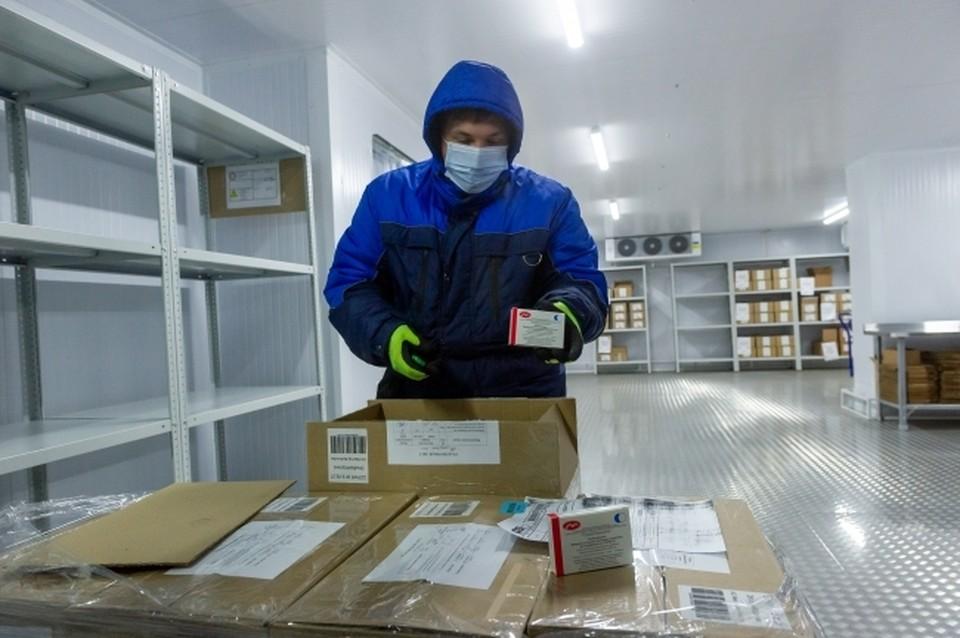 В Коми применяются все три официально зарегистрированные в России вакцины