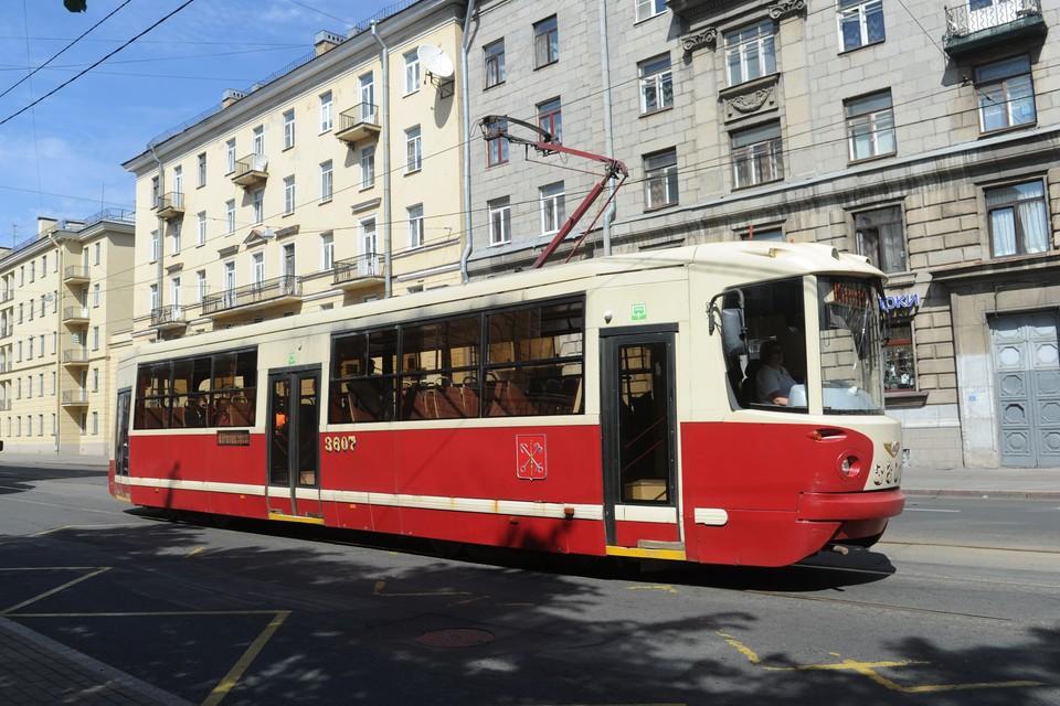Трамвайное движение по 2-му Муринскому проспекту закроется с 12 июля