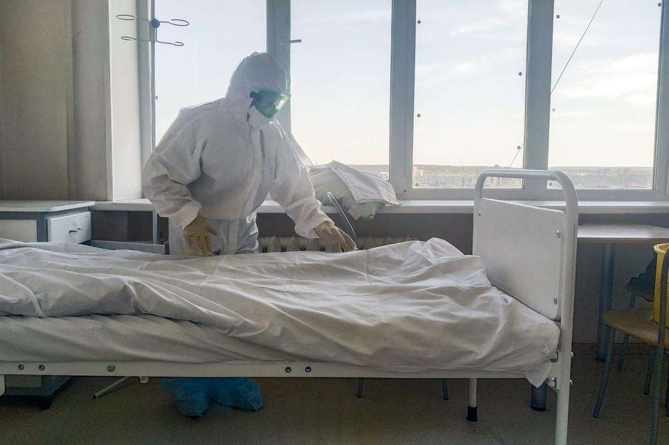 Фото: В Челябинской области умерли уже более 3 тысяч больных коронавирусом