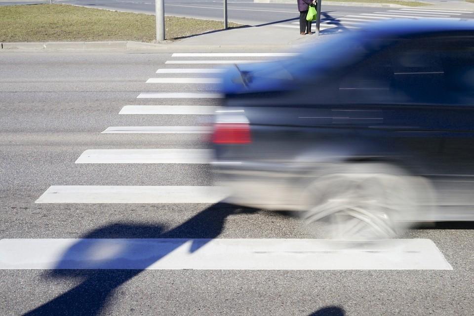 Большое количество ДТП произошло на пешеходных переходах. Фото: архив «КП»-Севастополь»