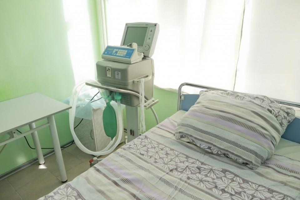 В Омске появится почти 180 новых мест в больницах для больных коронавирусом.