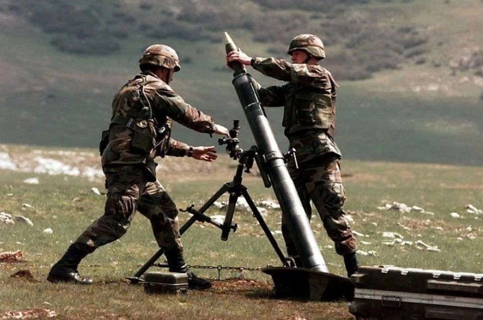 Украинские боевики за сутки 6 раз открывали огонь по Донецку. Фото: штаб ООС