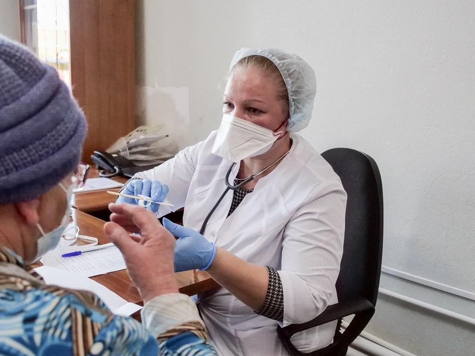 В Самаркой области становится больше заразившихся