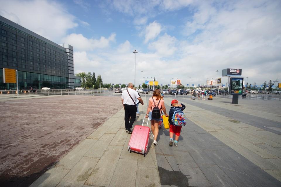 Первые самолеты на турецкие курорты Бодрум и Даламан улетели сегодня