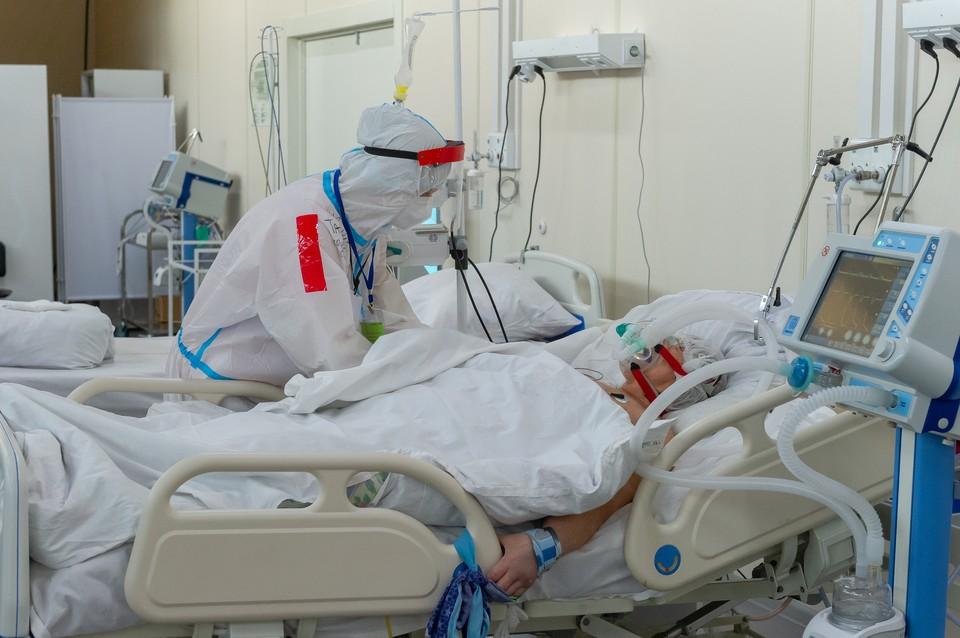 Всего с начала пандемии в Белгородской области от коронавируса умерли 782 человека.