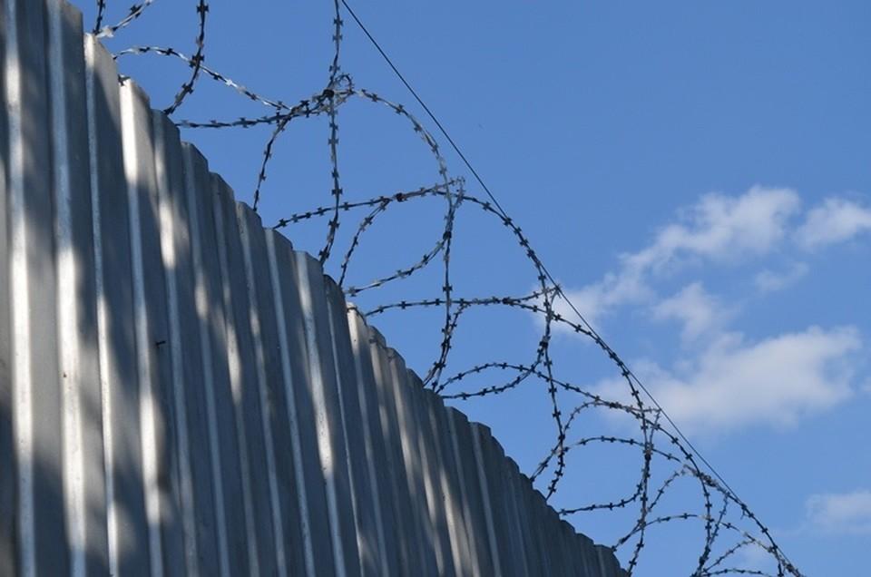 В Ливнах при попытке перебросить мобильники в колонию задержали трех мужчин