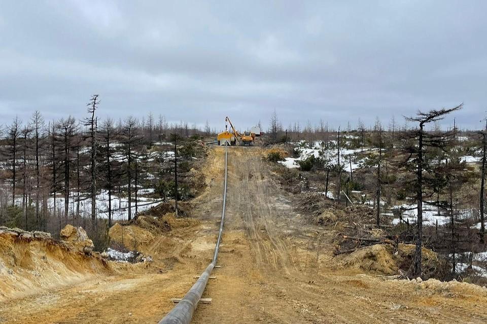 Новый нефтепровод «Сабо-Даги» станет одним из ключевых объектов нефтедобывающего комплекса «Сахалинморнефтегаза», входящего в группу ННК