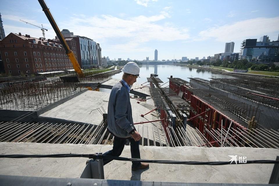 Ближайшее перекрытие движения по мосту - 10 и 11 июля.