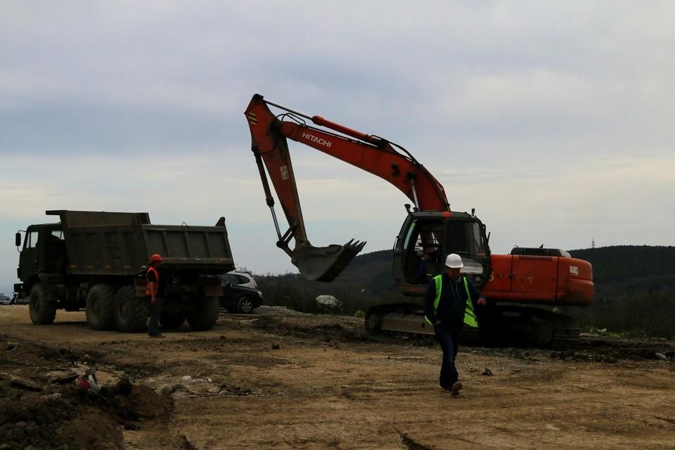 Нередко строительство объектов в регионе начинают до получения разрешения на строительство