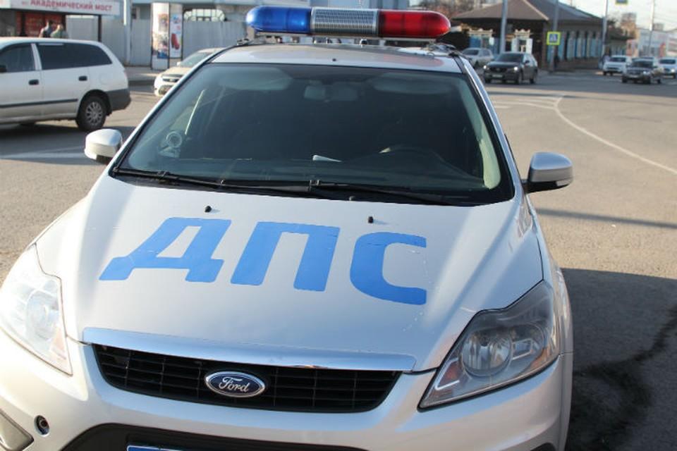 В Иркутске инспектор ДПС помог доставить женщину в предынфарктном состоянии в больницу