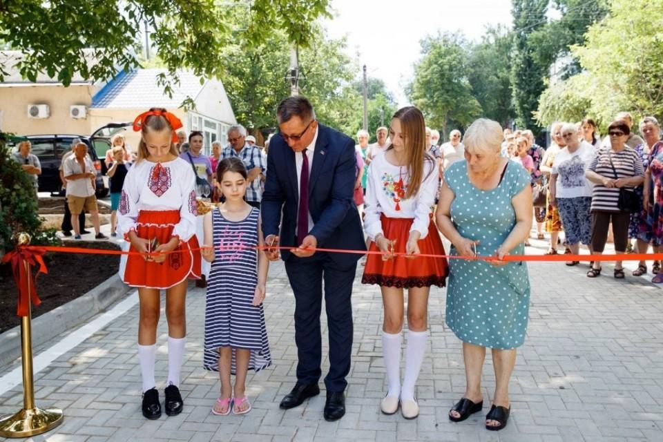 В этом году в Оргееве планируется модернизировать 12 общих дворов. Фото источника.