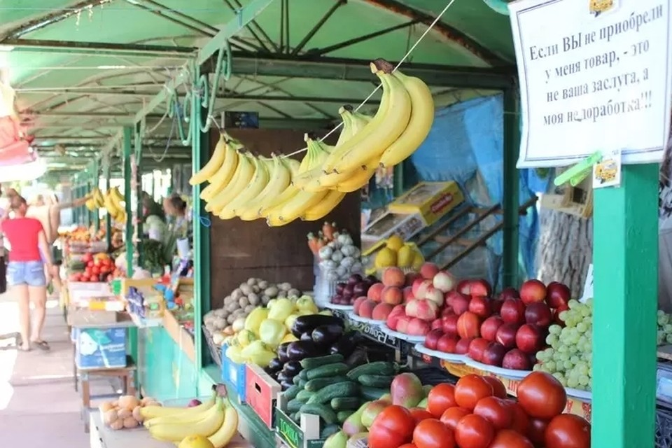 В ЛНР подешевели овощи