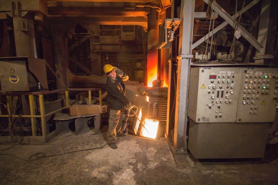 В ДНР учредили почетное звание «Заслуженный металлург»