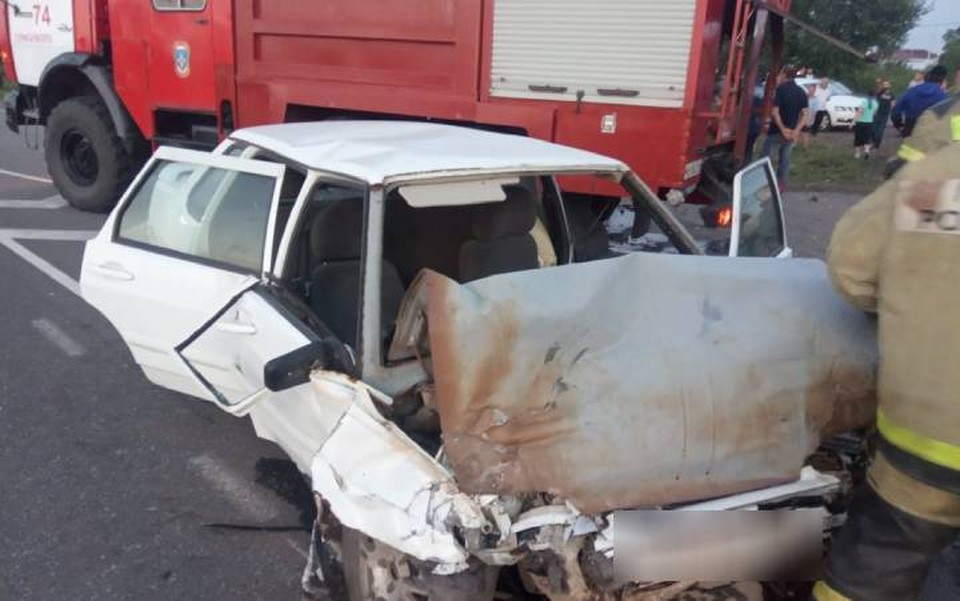 В ДТП погибли два человека.Фото: пресс-служба областной ГИБДД