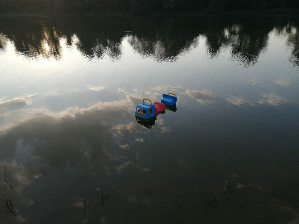 Дети пошли к пруду без взрослых. Фото: Прокуратура Волгоградской области.