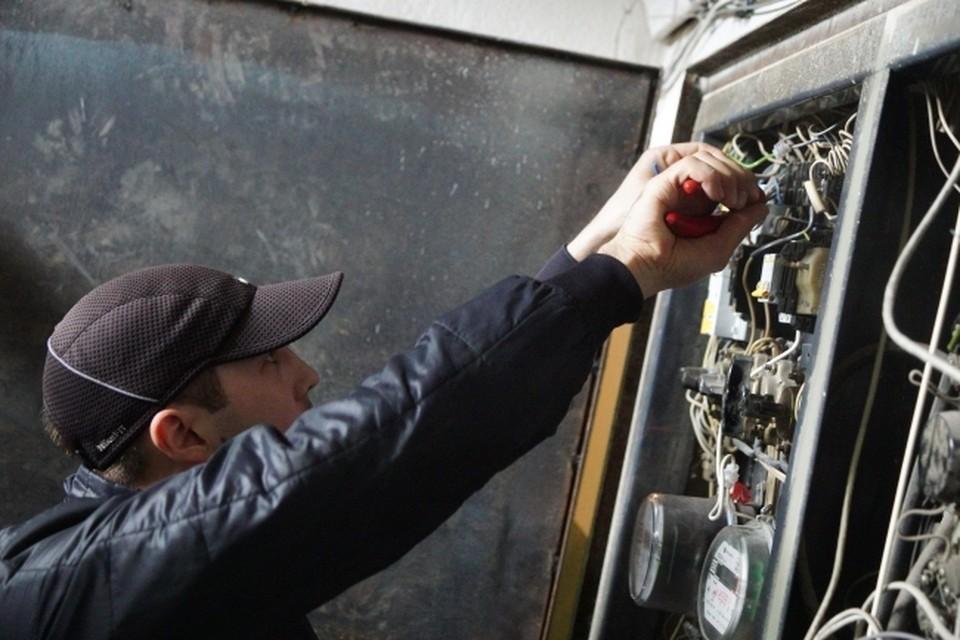 В Ростове в нескольких районах пройдут плановые отключения света