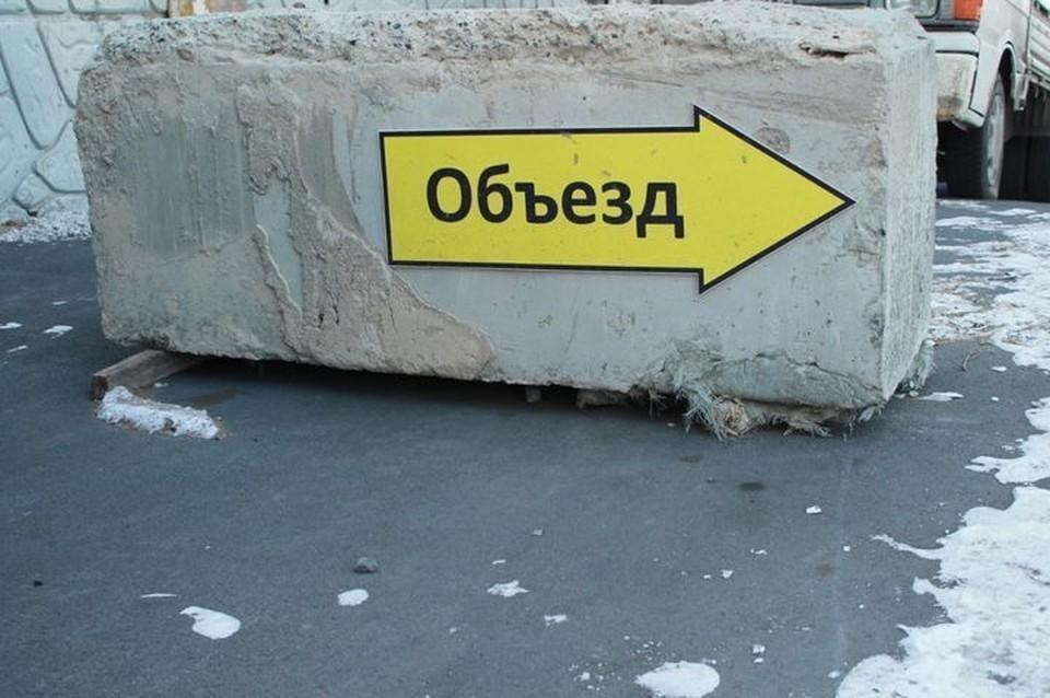 Столицу Приморья все еще ожидают изменения на одном из самых оживленных участков дороги.