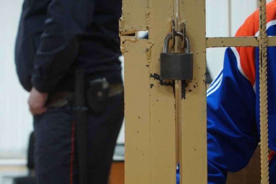На время следствия подозреваемого поместили в СИЗО