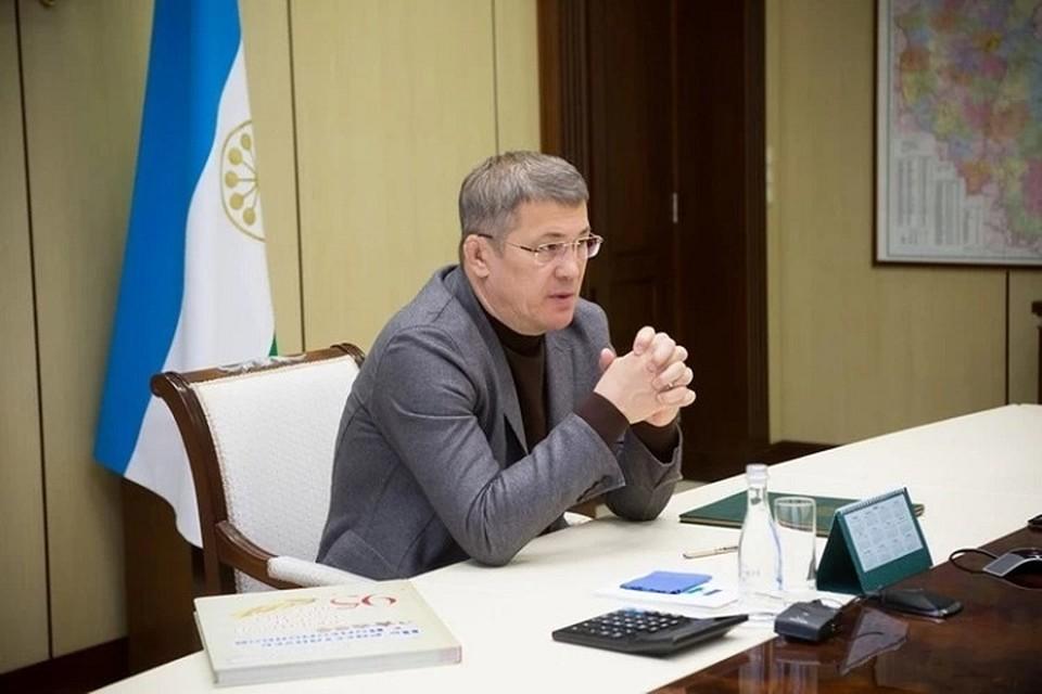 Фото: пресс-служба главы Башкирии