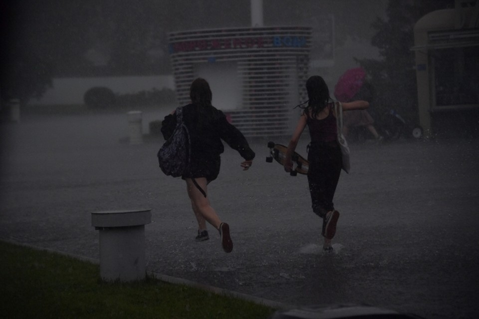 Погода в Нижнем Новгороде 12-18 июля: 30-градусная жара сменится похолоданием
