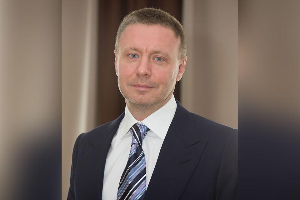 Максим Семьянских, генеральный директор «Лензолото». Фото: архив компании