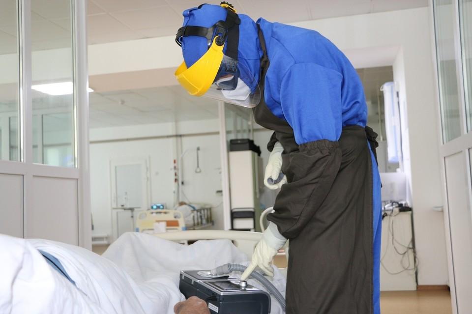 Число заболевших коронавирусом в Тюмени на 12 июля 2021 года увеличилось на 238 человек, пять умерли.